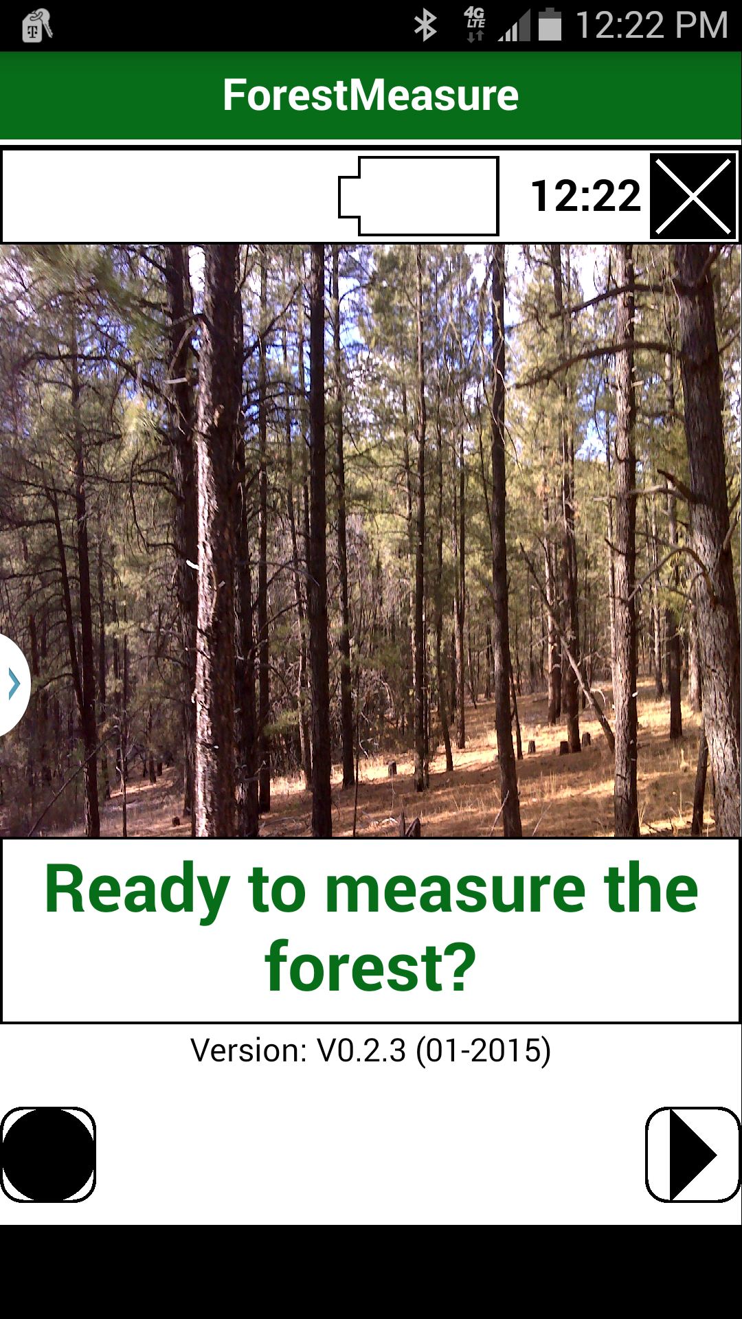 Forest Measure